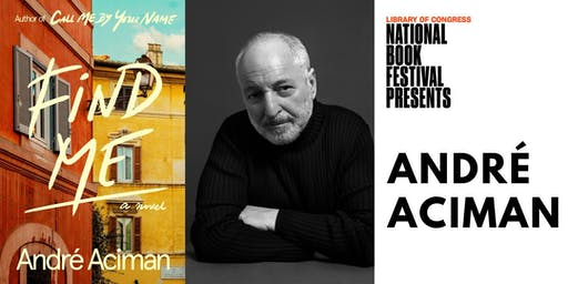NBF Presents:  André Aciman| Find Me