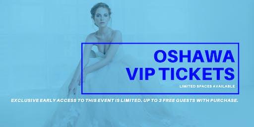 Opportunity Bridal VIP Early Access Oshawa Pop Up Wedding Dress Sale
