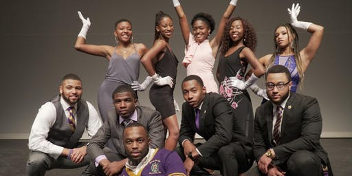 The 5th Annual Miss Omega Psi Phi Scholarship Pageant