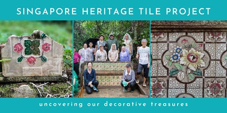 Heritage Tile Tidy: Saturday 7 December 2019 tickets