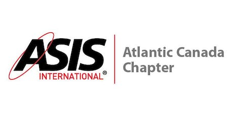 2019 AGM and Christmas Social: ASIS Atlantic Chapter 102 tickets