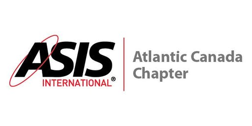2019 AGM and Christmas Social: ASIS Atlantic Chapter 102