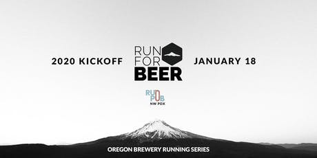 Oregon Brewery Running Series 2020 Kickoff & Brewfest tickets