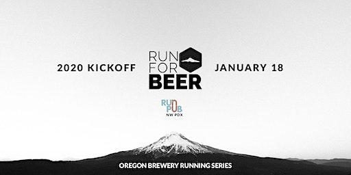 Oregon Brewery Running Series 2020 Kickoff & Brewfest