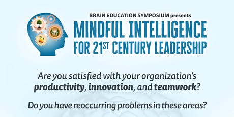 Brain Education Symposium for Mindful Intelligence 2019 tickets