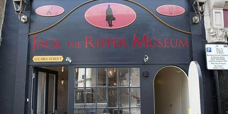 SLIP Investigate @ Jack The Ripper Museum tickets