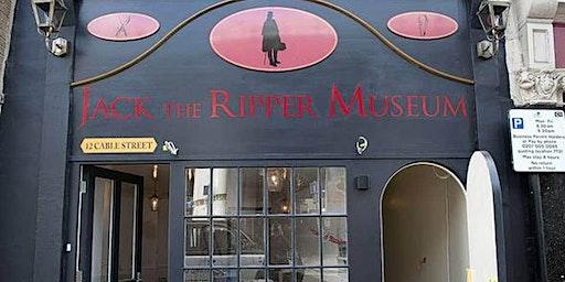 SLIP Investigate @ Jack The Ripper Museum