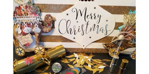 Christmas Make and Take 2# Lava Bracelets