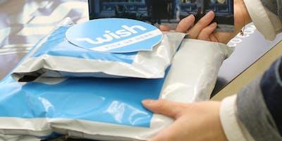 Como ser punto de entrega de productos Wish en Argentina