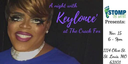 Stomp the World Presents - A Night With Keylonce'