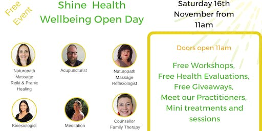 Shine Health OPEN DAY