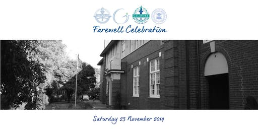 Gilmore College for Girls - Farewell Celebration