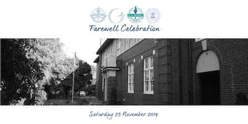 Gilmore College for Girls - Farewell Celebration