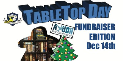 Table Top Day--Fundraiser 2019 Edition