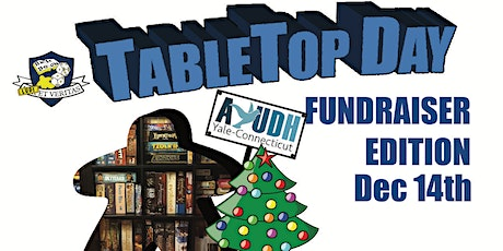 Table Top Day--Fundraiser 2019 Edition tickets