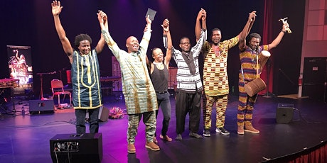 ISSAMBA - our ultimate Journey Through the Depths of African Rooted-Rhythms tickets
