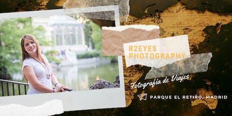 El Retiro, Madrid, fotografía para viajeros entradas