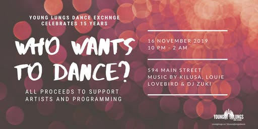 Young Lungs Dance Exchange Celebrates 15 Years