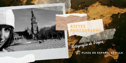 Plaza de España, Sevilla, fotografía para viajeros