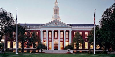 Global Case Competition at Harvard Edt. 2020