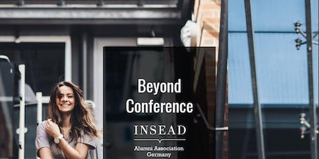 INSEAD Women in Business- Beyond Conference Tickets