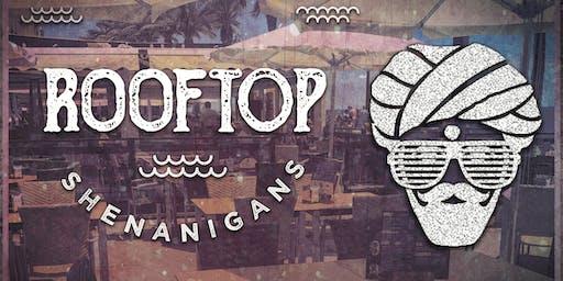 Rooftop Shenanigans - Bollywood Affair at Tom Tom