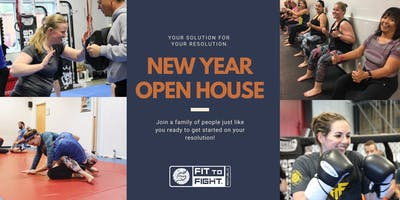 Open House - New Years Resolution!