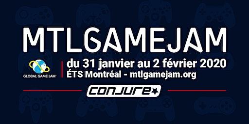 Montreal Game Jam 2020