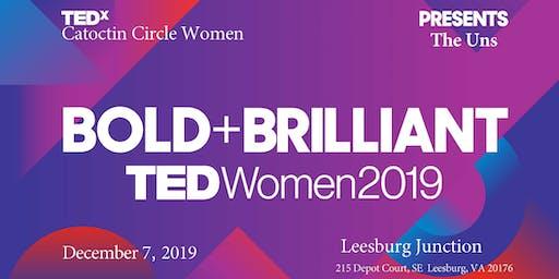 TEDxCatoctinCircleWomen Main Event
