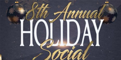 8th Annual Holiday Social & Toy Drive