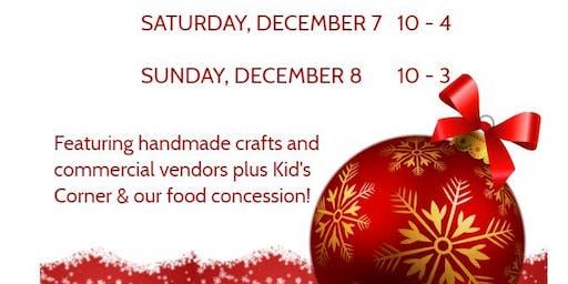 Cedabrae's Merry Little Christmas Market!
