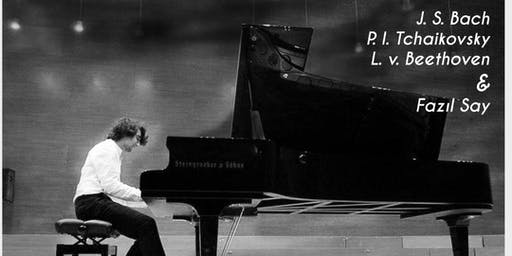 Piano Recital: Rasim Yağız İlhan