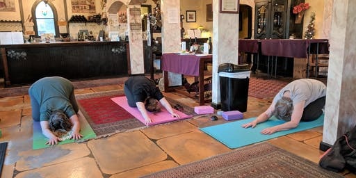 Vino & Vinyasa at Wycombe Vineyards 12-06-2019