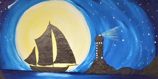 Take a Moonlight Sail at Round Table Clubhouse!