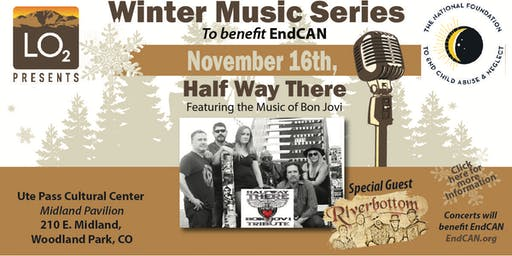 """LO2Presents Welcomes """"Half Way There"""" a Tribute to Bon Jovi"""