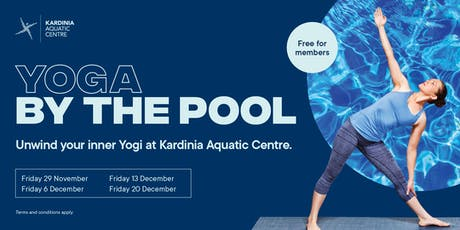 Yoga by the Pool tickets