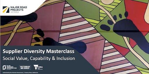 MRPV Supplier Diversity Masterclass
