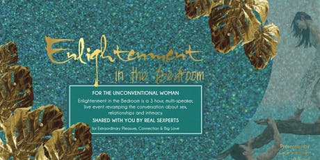 Enlightenment in the Bedroom November 28th, 2019 tickets