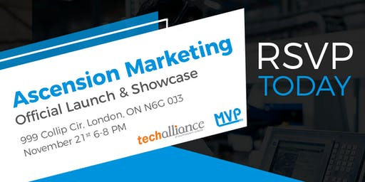 Ascension Marketing Official Launch & Showcase