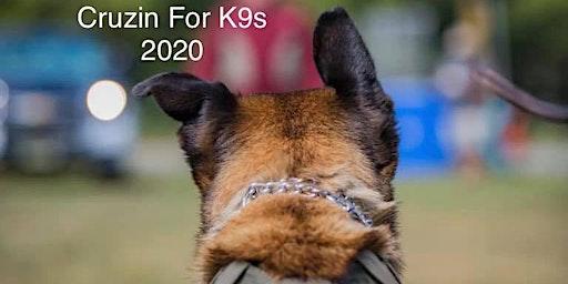 Cruzin For K9s - 2020
