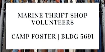 Marine+Thrift+Shop+Volunteer+-+Saturdays+