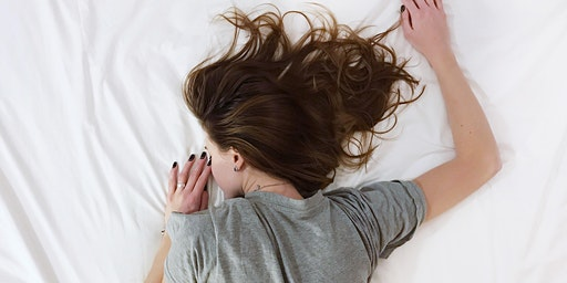 Sleep, Stress + Self Care Tips using essential oils