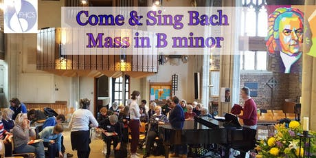 Come and Sing BACH mass in B Minor tickets