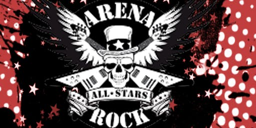 Arena Rock All-Stars LIVE at The Wild Game!