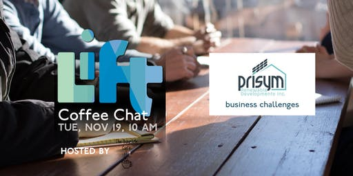 Coffee Chat series with Kyrle from Prisym Renewable Developments