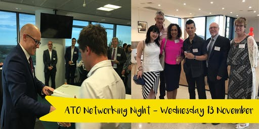 Australian Taxation Office Networking Night