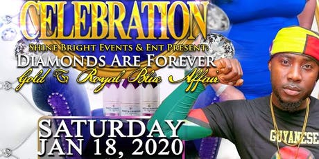 Shawndel's Birthday Bash Diamonds Are Forever tickets