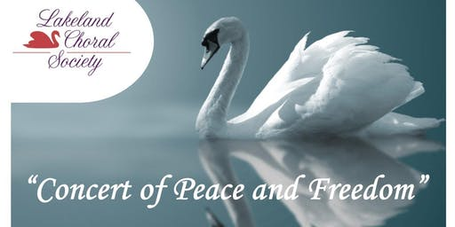 Lakeland Choral Society's Concert for Peace and Freedom