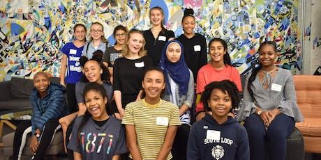 Design Thinking Workshop: Empower young female entrepreneurs tickets