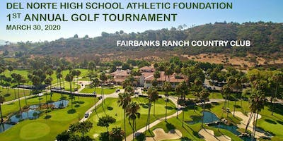 Del Norte HS Athletic Foundation 1st Annual Golf Tournament